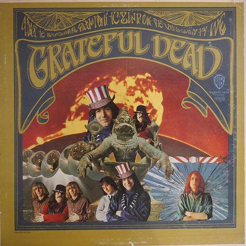 GRATEFUL DEAD / The Grateful Dead (US 初期MONOゴールド)