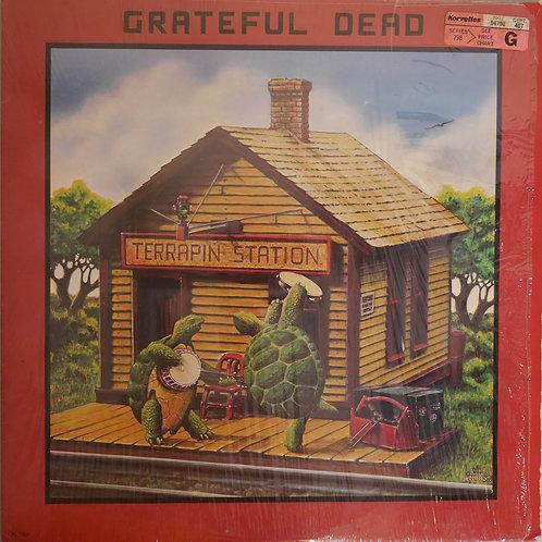 GRATEFUL DEAD / Terrapin Station (KENDUN刻印)