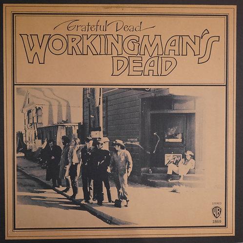 GREATEFUL DEAD / WORKINGMAN'S DEAD  N/Mintの美品
