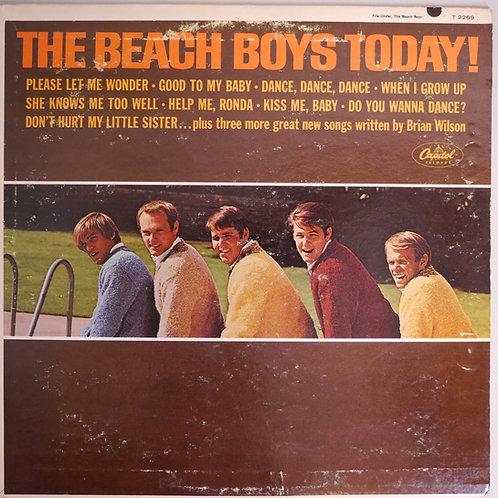THE BEACH BOYS / The Beach Boys Today!(US MONO)