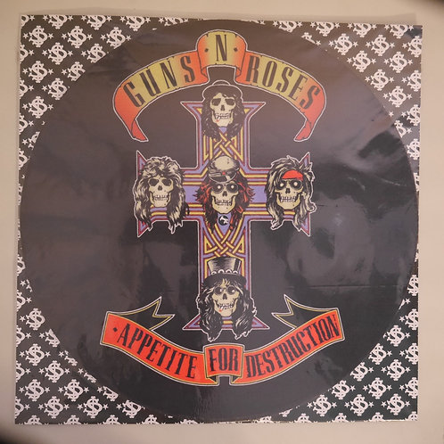 スリップ・マット / GUNS'N ROSES [APPETITE FOR DESTRUCTION]