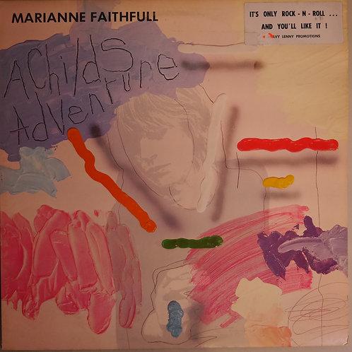MARIANNE FAITHFULL / A CHILD'S ADVENTURE