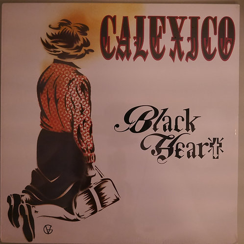 CALEXICO / BLACK HEART (未開封品)