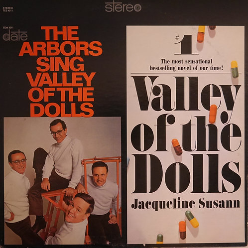 The Arbors / The Arbors Sing Valley Of The Dolls