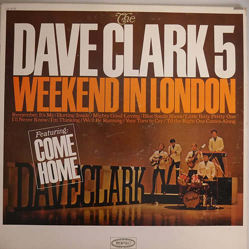DAVE CLARK FIVE / Weekend In London USオリジ