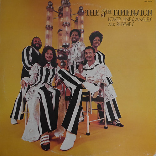 5th Dimension / Love's Lines, Angles And Rhymes
