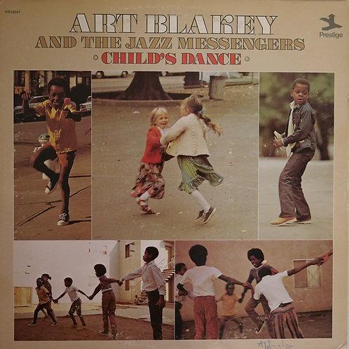 Art Blakey And The Jazz Messengers / Child's Dance(白ラべプロモ)