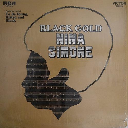 NINA SIMONE / Black Gold