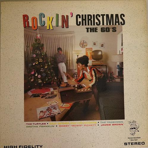 V.A. (JAMES BROWN, ARETHA FRANKLIN) / Rockin' Christmas The 60's