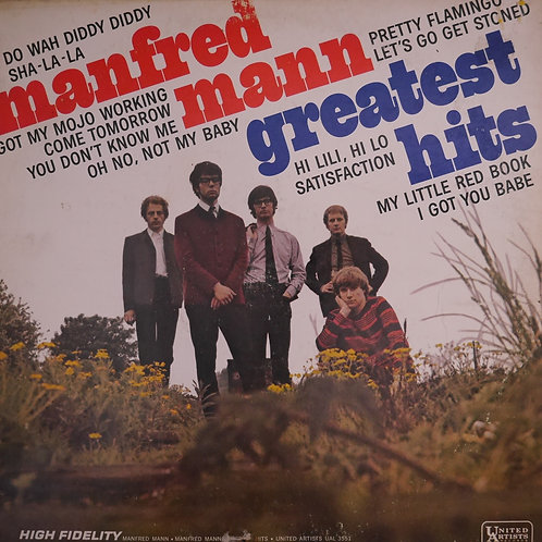 MANFRED MANN /Greatest Hits