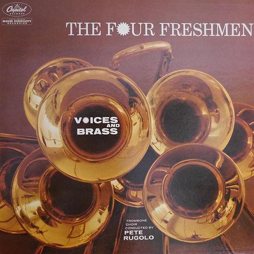 FOUR FRESHMEN /VOICES AND BRASS