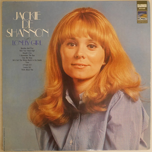 Jackie DeShannon / Lonely Girl