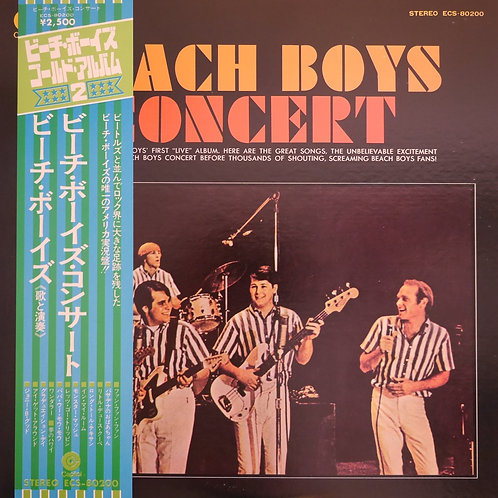 BEACH BOYS / ビーチ・ボーイズ・コンサート