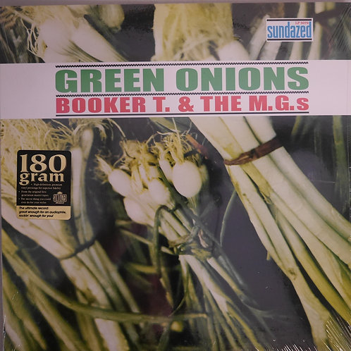 BOOKER T. & THE M.G.'S / GREEN ONIONS (180G)