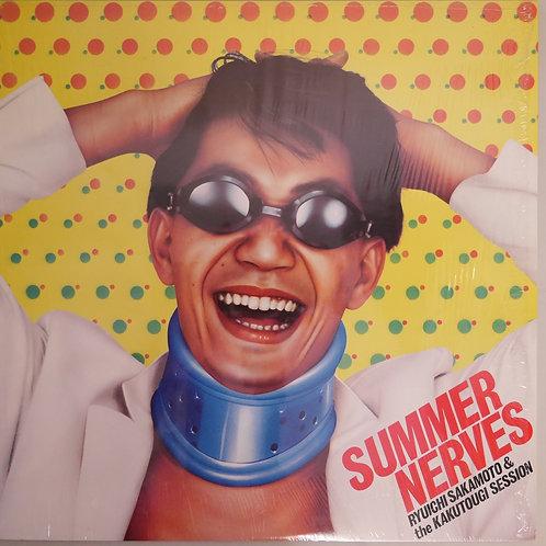 坂本 龍一 / Summer Nerves