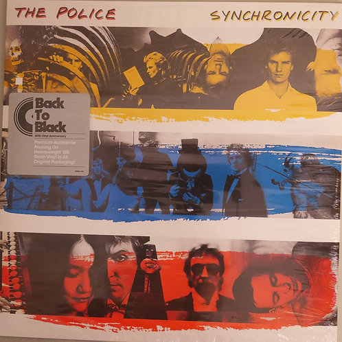 THE POLICE / Synchronicity(180Gリマスター)