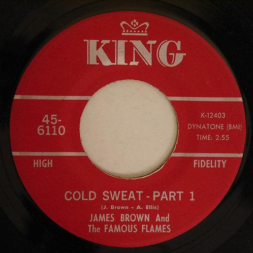 JAMES BROWN / Cold Sweat (part1&2)