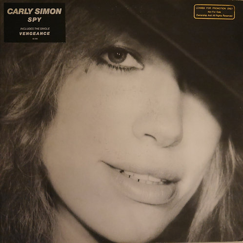 Carly Simon / SPY (US白プロモ)