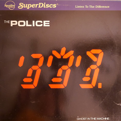 The Police /Ghost In The Machine(高音質盤)