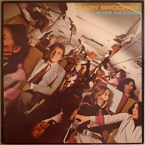 Gary Brooker /No More Fear Of Flying