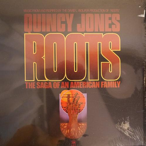 QUINCY JONES / ROOTS (未開封)