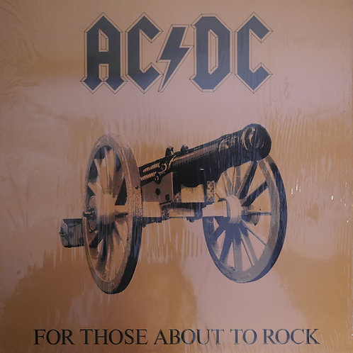 AC/DC / For Those About To Rock[Atlantic