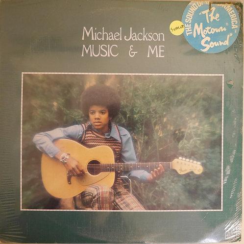 MICHAEL JACKSON / Music & Me(未開封シールドUSオリジナル)