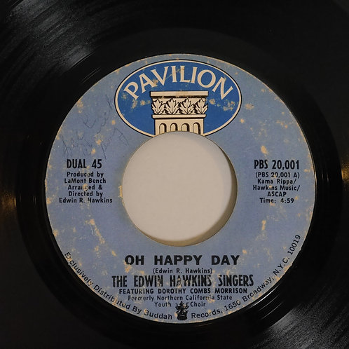 THE EDWIN HAWKINS SINGERS / OH HAPPY DAY / JESUS, LOVER OF MY SOUL