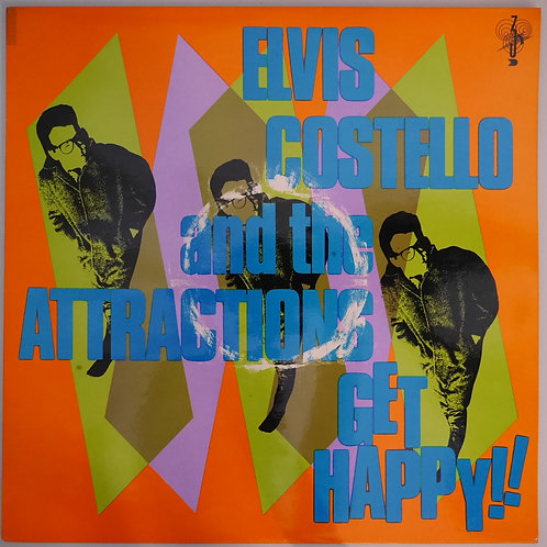 ELVIS COSTELLO & THE ATTRACTIONS  / Get Happy