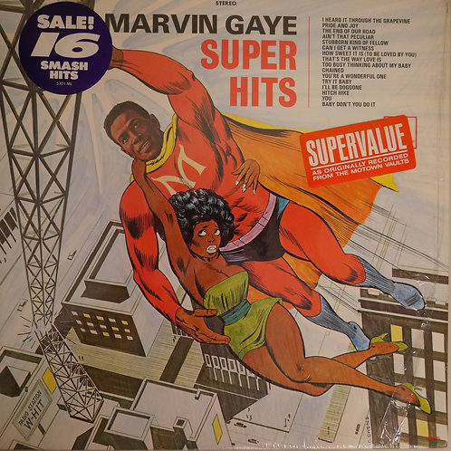 MARVIN GAYE /SUPER HITS