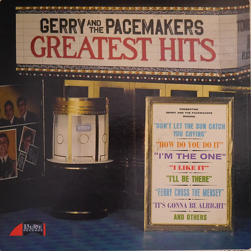 GERRY AND THE PACEMAKERS / GREATEST HITS