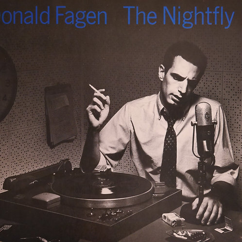 DONALD FAGEN / THE NIGHTFLY(RL刻印)