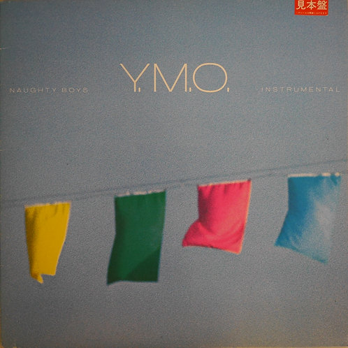 YELLOW MAGIC ORCHESTRA / NAUGHTY BOYS (Instrumental)