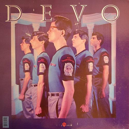 DEVO / NEW TRADITIONALISTS(7'+ポスター)