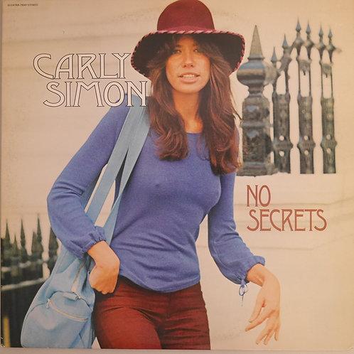Carly Simon / No Secrets(US初期オリジナル)