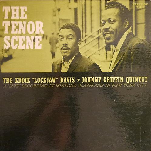 Eddie Davis-Johnny Griffin Quintet / Tenor Scene, The(US MONO初期プレス)
