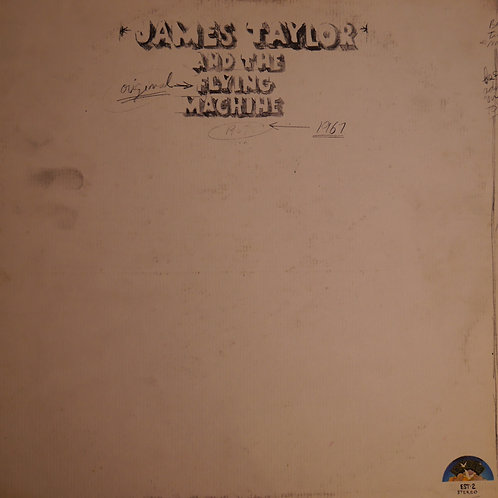 JAMES TAYLOR AND THE FLYING MACHINE /1967