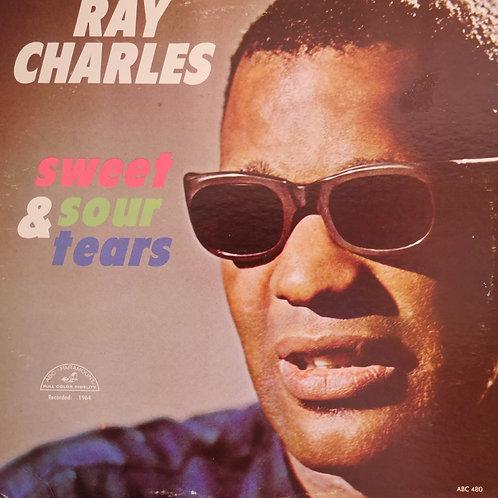 RAY CHARLES / SWEET & SOUR TEARS(US オリジナル)