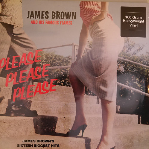JAMES BROWN / PLEASE PLEASE PLEASE