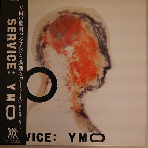 YMO(イエロー・マジック・オーケストラ / SERVICE(イエロー・ヴァイナル)