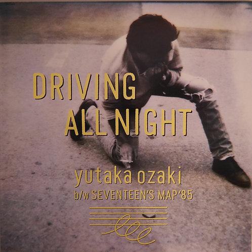 """尾崎 豊 / DRAIVING ALL NIGHT 12"""""""