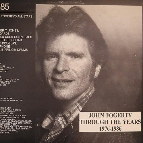 JOHN FOGERTY /1976 HOODOO (85LIVE AT HOLLYWOOD )