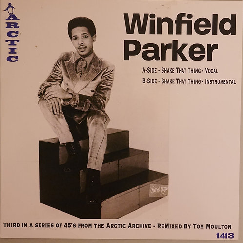 Winfield Parker / Shake That Thing