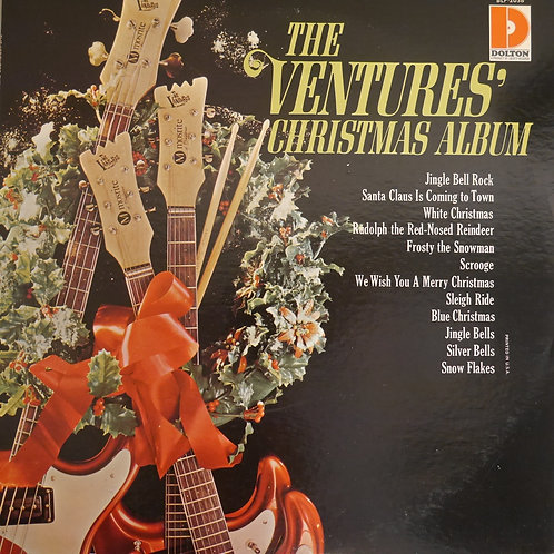 THE VENTURES / The Ventures' Christmas Album (US MONO)