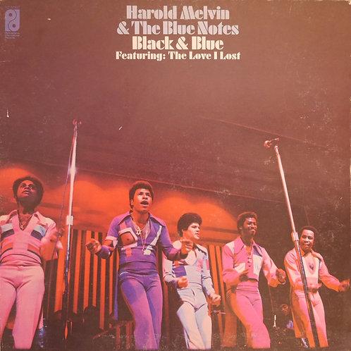 Harold Melvin & The Blue Notes / Black & Blue