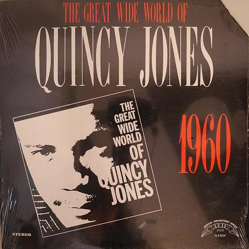 QUINCY JONES / THE GREAT WIDE WORLD OF QUINCY JONES