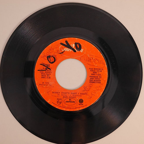 DON COVAY / MONEY (THAT'S WHAT I WANT)(45'S)