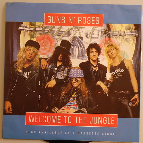 Guns N' Roses / Welcome To The Jungle