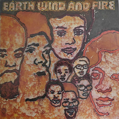 EARTH WIND & FIRE / Earth Wind and Fire (1ST)