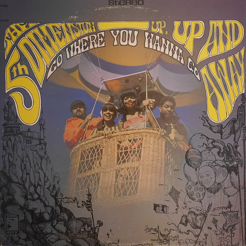 5TH DIMENSION  / UP UP AND AWAY